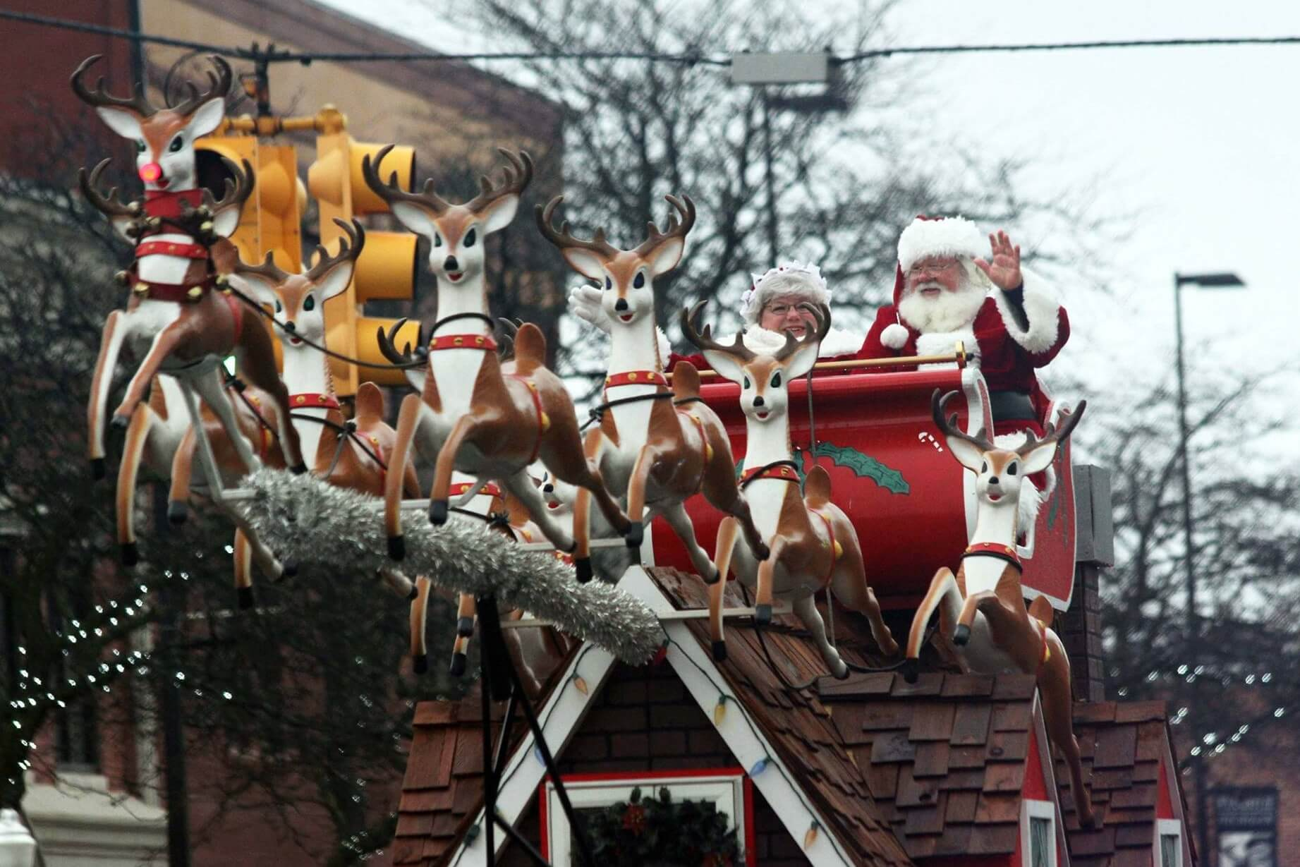 Wyandotte Christmas Parade (CANCELLED)