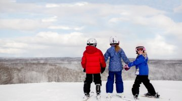 Kids Ski FREE This Winter On Michigan Slopes With New App