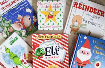 Top Holiday Books For Kids