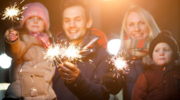 5 Ways To Celebrate New Year's Eve With Kids At Home
