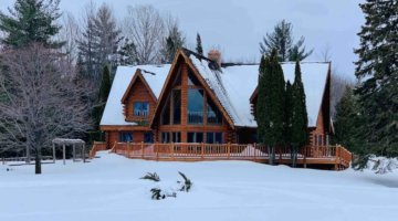 8 Michigan AirBnB Rentals Families Will Love This Winter