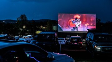 Lakeside Mall Drive-In Movie Theatre Adds Week Day Shows