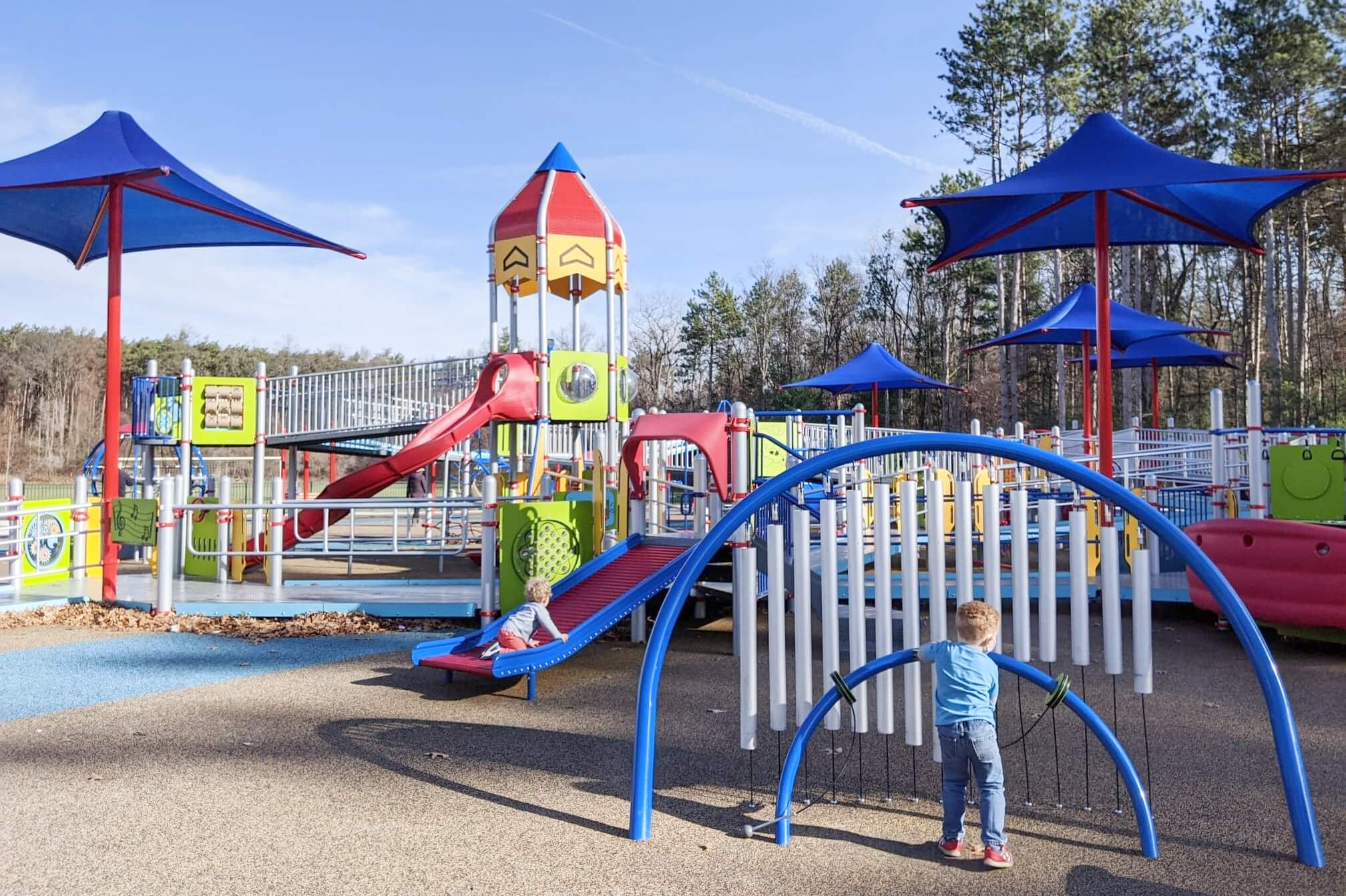 25 Most Popular Playgrounds In Metro Detroit