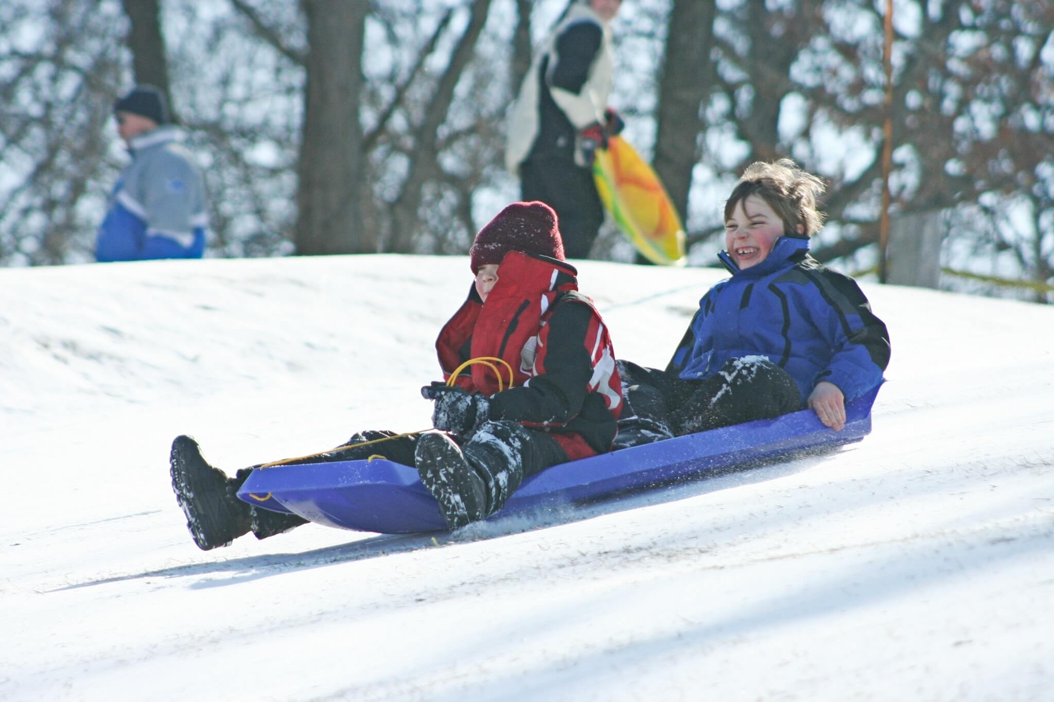 Family Guide To Winter Activities at Huron-Clinton Metroparks