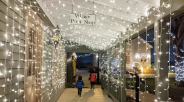 Experience The Holidays At Troy Historic Village