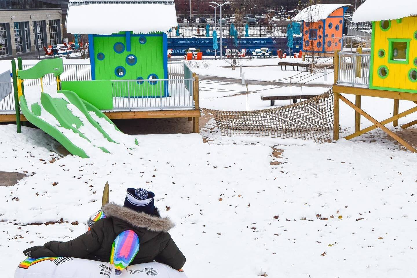 Detroit Riverfront Announces NEW Winter Activities at Valade Park