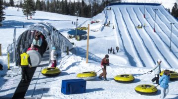 Top Spots For Snow Tubing In Michigan