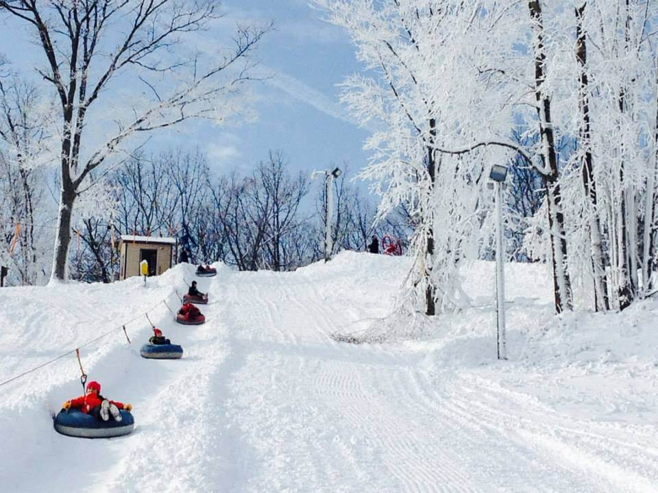 Places To Go Snow Tubing In Metro Detroit