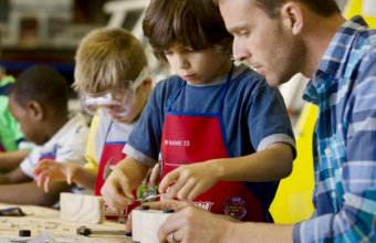 How To Get FREE Kid's Workshop Kits From Lowe's