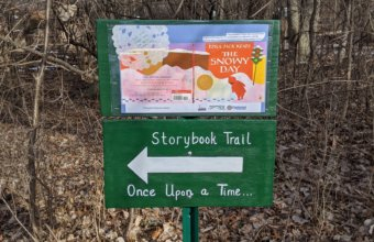 Storybook Walking Trails In Metro Detroit This Winter