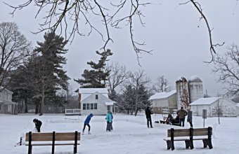 Greenmead Historic Park Offers A Winter Wonderland For Families