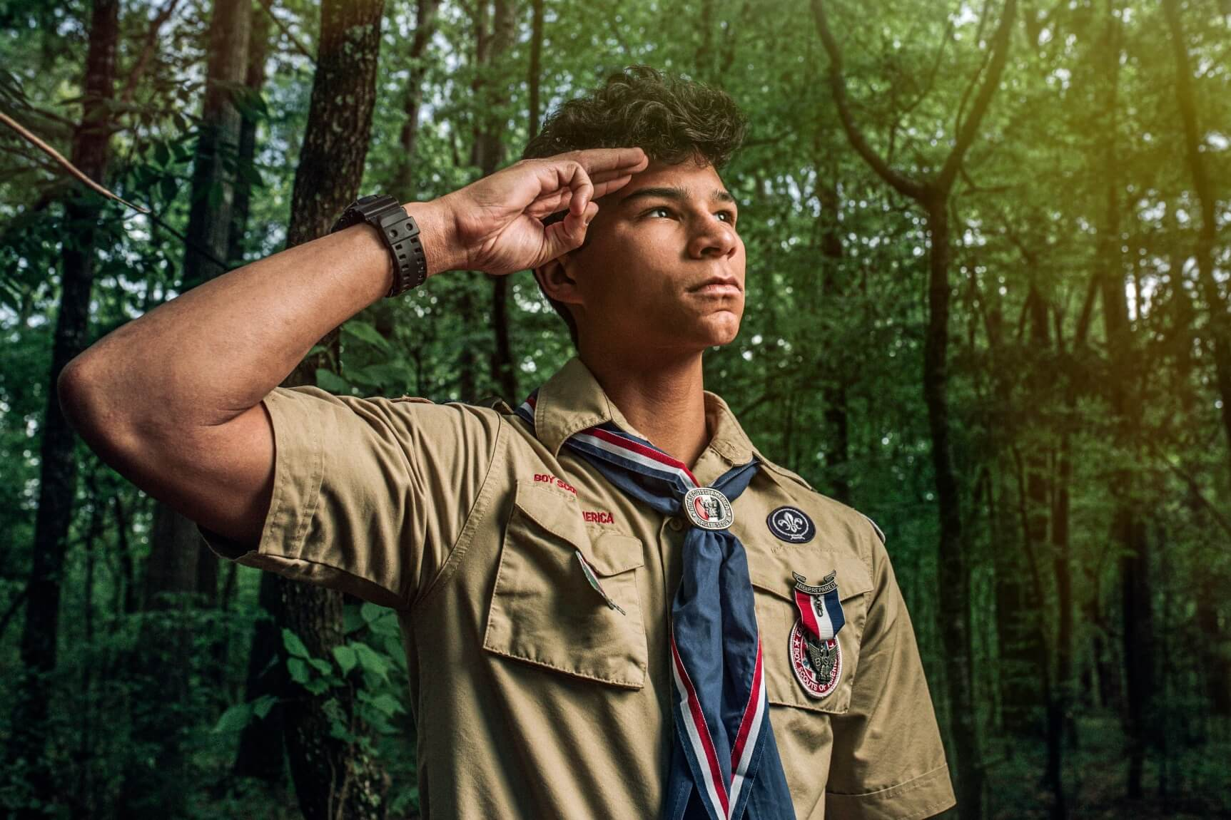 Boy Scout Webelos: Into The Woods