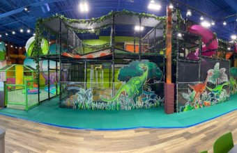 Indoor Play Areas That Are Open This Winter In Metro Detroit