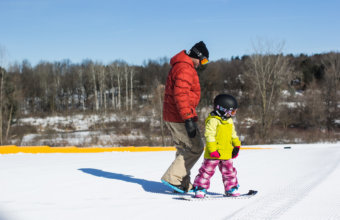4 Places For Kids To Learn To Ski + Snowboard In Metro Detroit