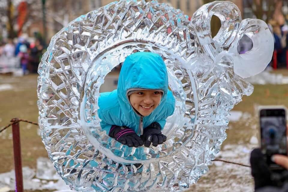 2021 Plymouth Ice Festival