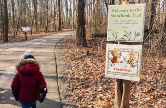 Winter Storybook Walking Trails In Metro Detroit