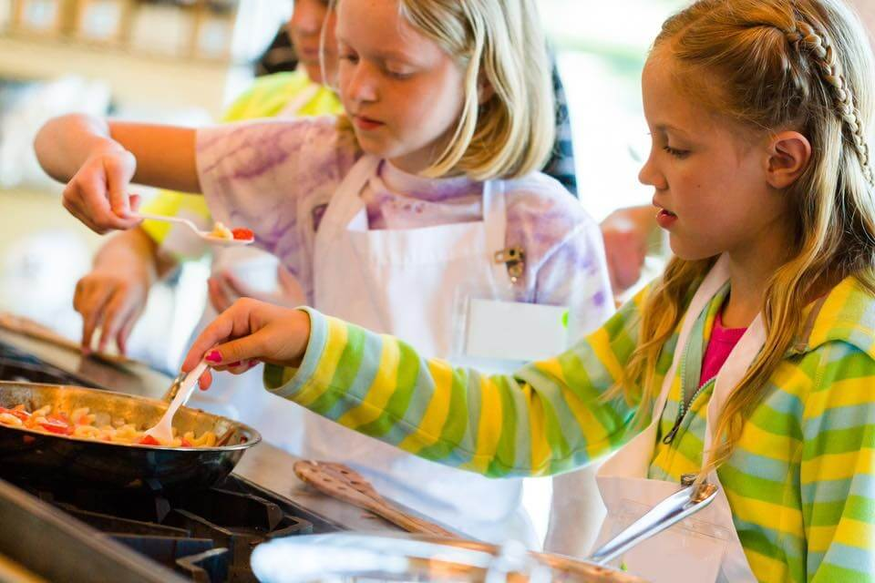 Cooking Camp Global Adventure