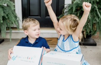 GIVEAWAY: Tinkertot Box Subscription