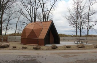 Michigan State Parks Announce NEW Geodesic Dome Cottages For Summer Rentals