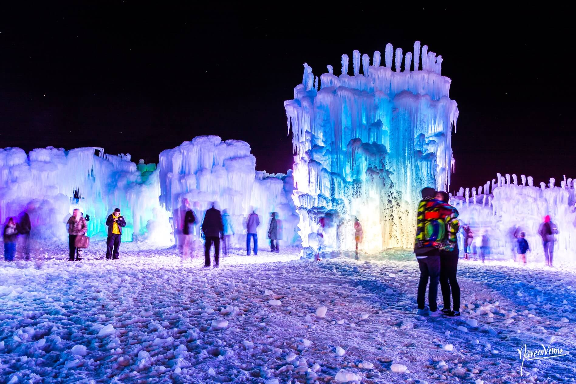 Explore Ice Castles + Go On A Frozen Adventure This Winter