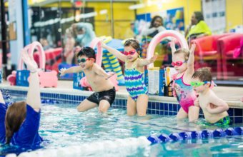 GIVEAWAY: 1 Month FREE Swim Lessons At Aqua-Tots Swim School