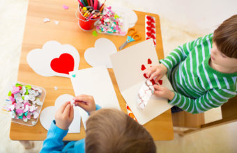 Fun Valentine's Day Gifts, Crafts + Treats For Kids