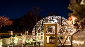 Where To Find Igloo Dining In Metro Detroit