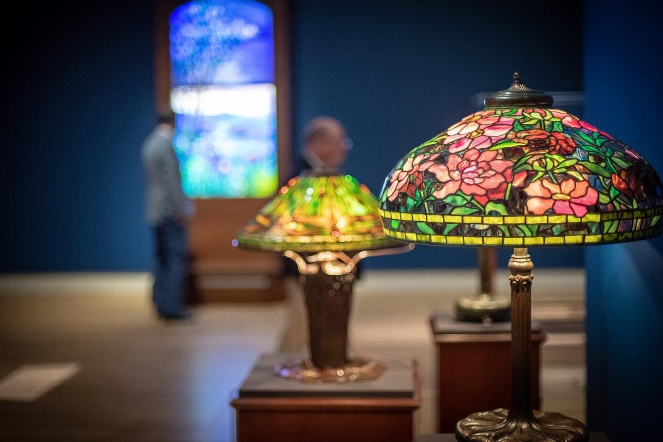 Louis Comfort Tiffany Treasures From The Driehaus Collection