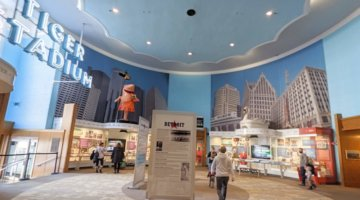 Travel Through Time At The Detroit Historical Museum In Midtown