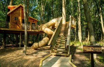 Book Your Trip To Cannaley Treehouse Village