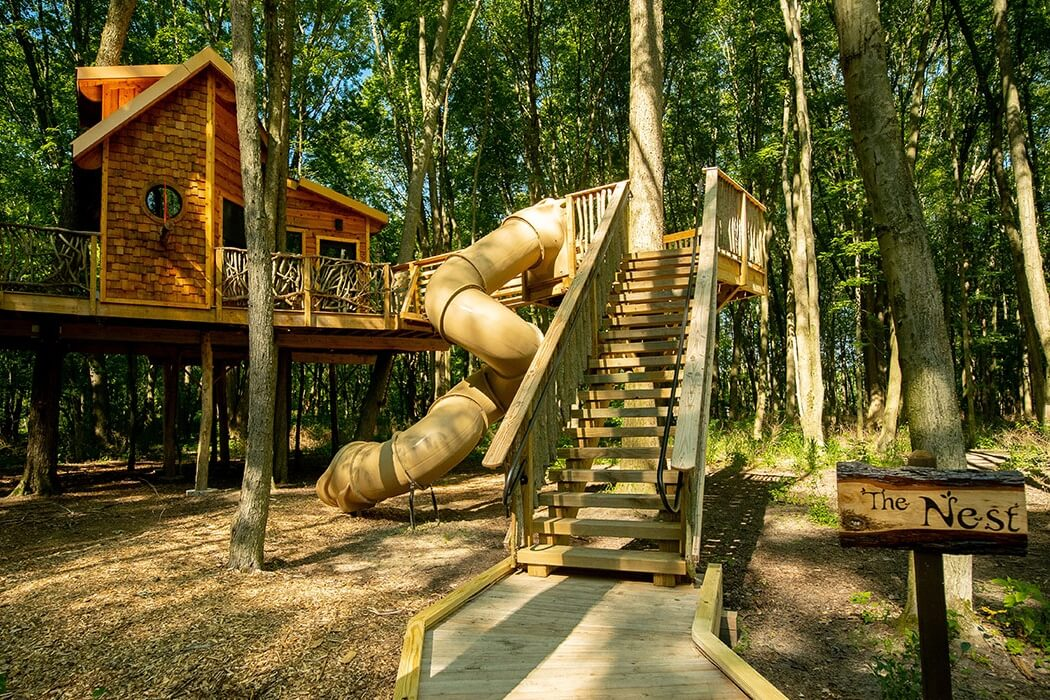 Cannaley Treehouse Village