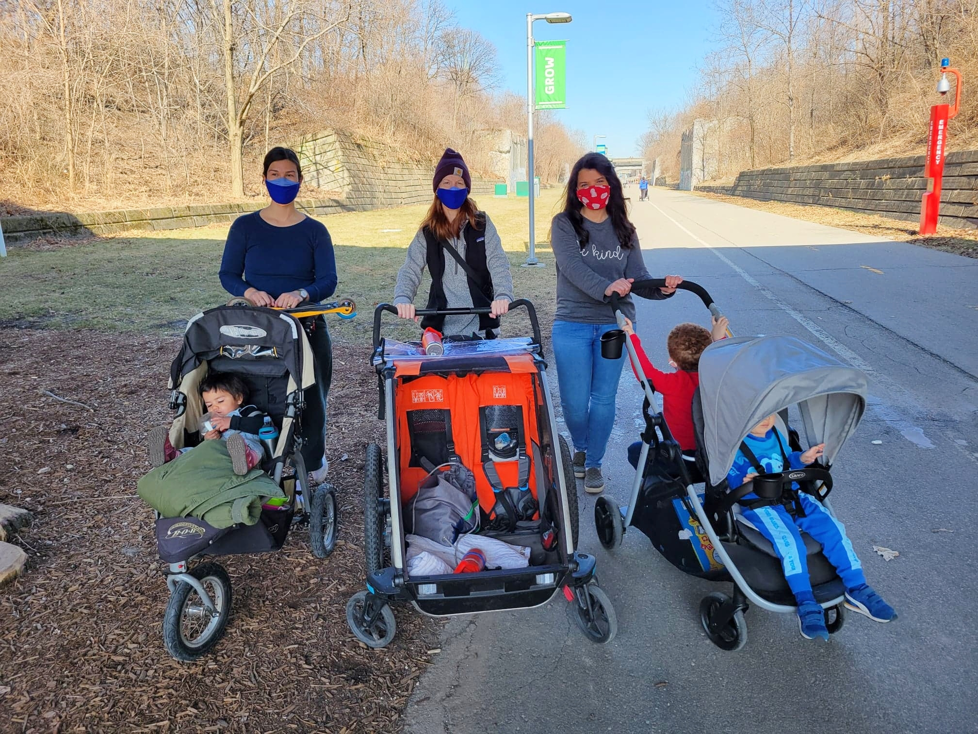 Join LittleGuide Detroit FIRST Stroller Roll AND Win A New Stroller