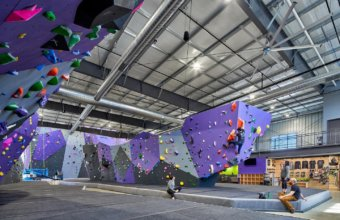 Climbing Gym DYNO Opens In Detroit's Eastern Market