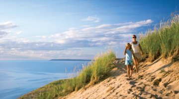 10 Family-Friendly Summer Vacation Destinations In Michigan