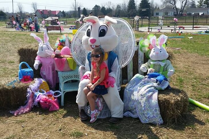 Annual Easter Egg Hunt And Family Fun Day