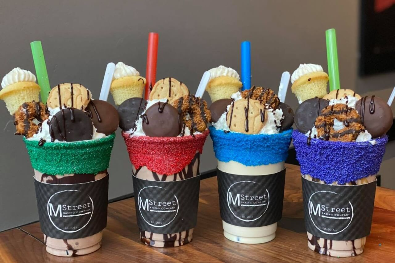 M Street Bakery Offers Limited Edition Girl Scout Milkshakes