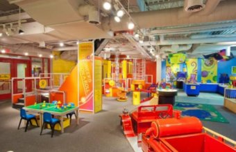 Ann Arbor Hands-On Museum Re-Opens To The Public