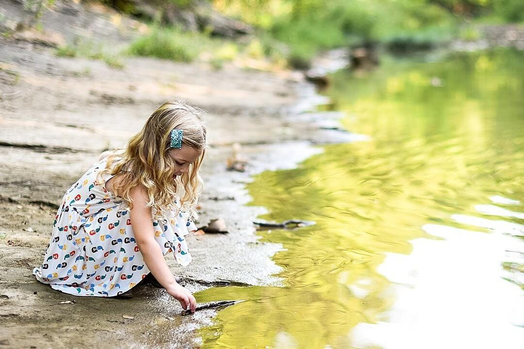 Young Outdoor Explorer's: Stream Search