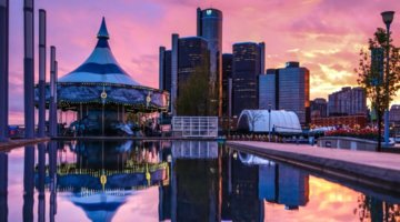 5 Family-Friendly Activities On The Detroit Riverfront