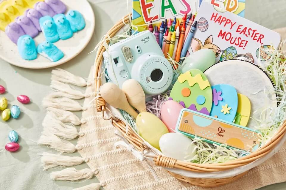 FUN EASTER BASKET IDEAS FOR KIDS