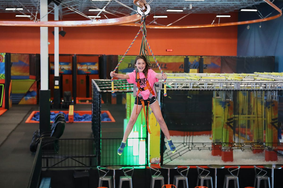 10 Reasons To Visit Urban Air Adventure Park In Sterling Heights