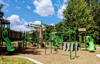 Hines Drive Offers Nature Trails, Playgrounds + Fun For Families Across Wayne County