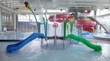 Indoor Family Pools And Waterparks In Metro Detroit