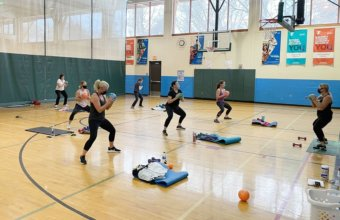 Workout At The YMCA For FREE In March – Child Care Included!