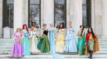 Celebrate National Princess Week With FREE Princess Visits