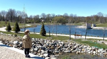 SNEAK PEAK: NEW PLAYGROUND + PARK IN ROCHESTER HILLS