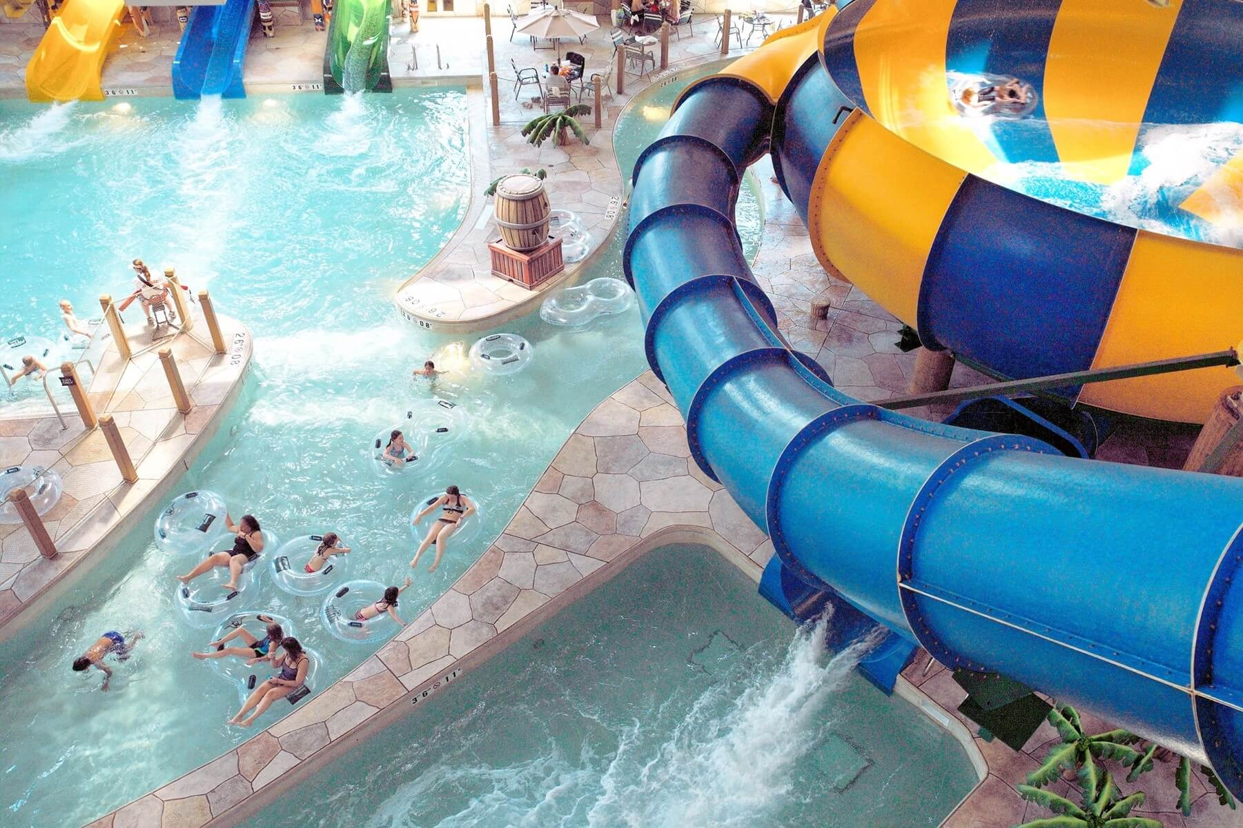 Best Michigan Waterparks For Kids