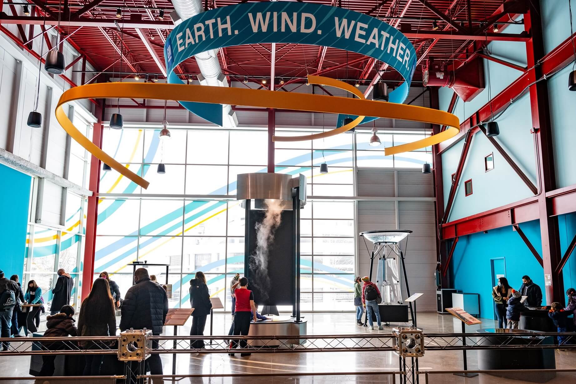 Earth. Wind. Weather GRAND OPENING