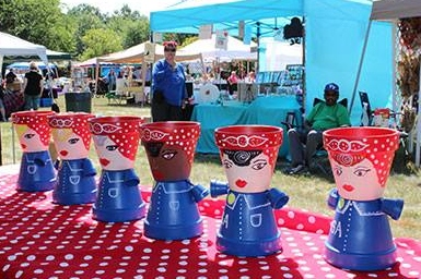 Rosie The Riveter Craft Show