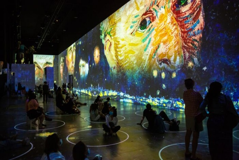 2 Immersive Van Gogh Exhibits Coming To Detroit